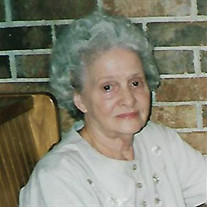 Marjorie Lorene Barlow