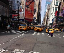Yellow Taxis of New York