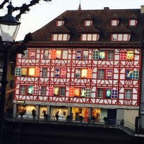 The Old Town, Lucerne