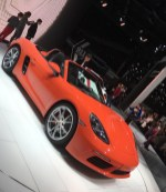86th Geneva International Motor Show, Porsche 718 Boxster