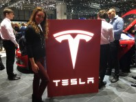 86th Geneva International Motor Show, Tesla