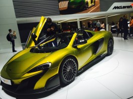 86th Geneva International Motor Show, McLaren 575LT