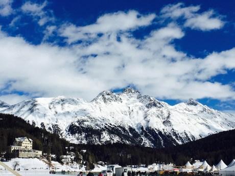 White Turf, St. Moritz