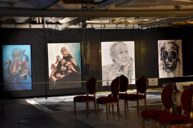 Zurich Opernhaus, Werkstatten