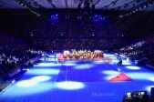 Opening Ceremony of Swiss Indoors Basel 2016