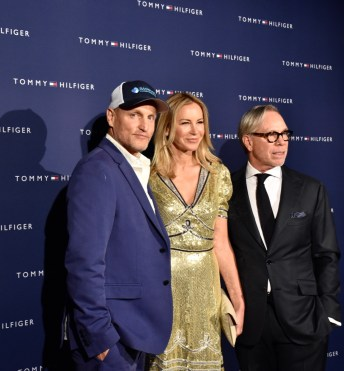 12th ZFF, Woody Harrelson is at the Tommy Hilfiger party with Tommy Hilfiger