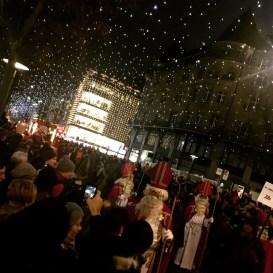 Santa Claus Parade in Zurich
