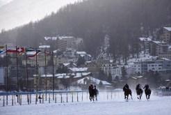 Night Turf 2017, St. Moritz, Flat race GP LONGINES