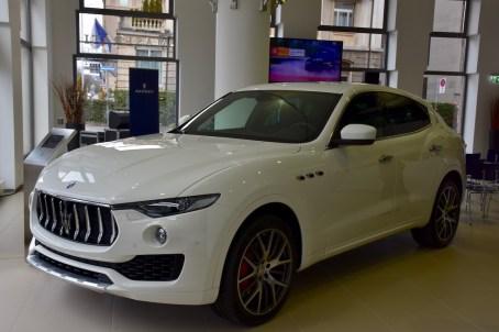 Maserati Zurich City-Showroom