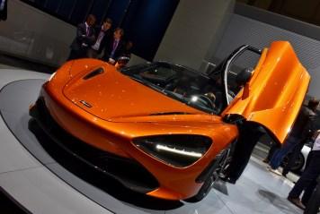 87th Geneva International Motor Show, McLaren 720S