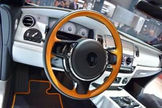87th Geneva International Motor Show, Rolls Royce Dawn
