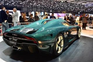 87th Geneva International Motor Show, Koenigsegg Regera