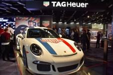 87th Geneva International Motor Show, TAG Heuer Motor Racing Exhibition