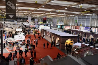 87th Geneva International Motor Show, Hall #7
