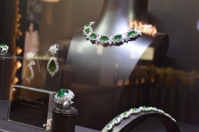 Baselworld 2017, Green is one of the trends at Baselworld 2017, Bayco