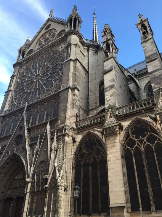 Paris, Cathedral Notre Dame de Paris