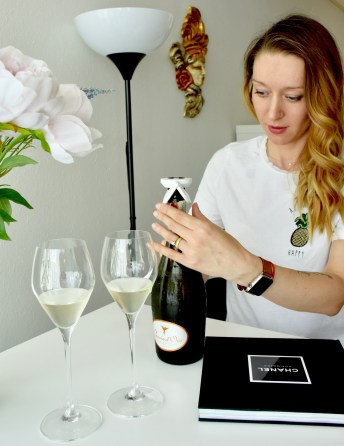 Zzysh - innovative preservation method for wine and sparkling wine