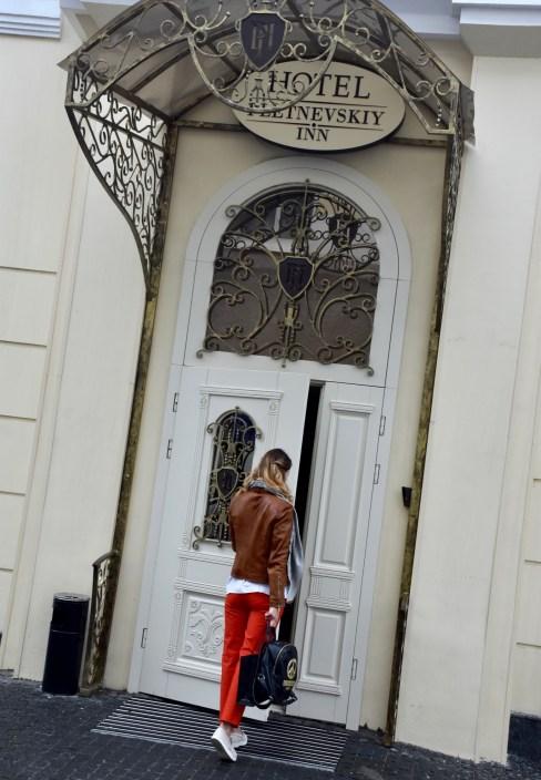 The Pletnevskiy Inn Hotel, Kharkov, Ukraine