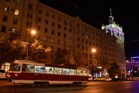 Kharkov downtown