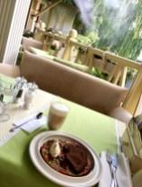 Lunch at Chekhov restaurant