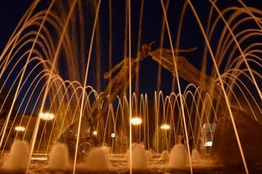 Lovebirds Monument on Pushkins'ka St