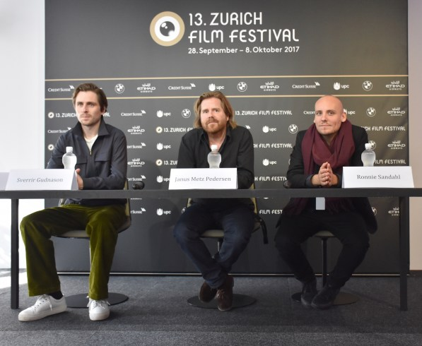 ZFF 2017, Press Conference before the Gala Premiere of BORG/McENROE