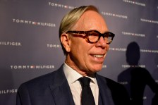 Tommy Hilfiger himself at his VIP Party during ZFF 2017