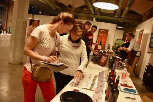 Mövenpick Wine Fair in Zurich