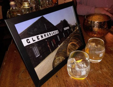 Launching of a new Glenmorangie Spìos, Private Edition 9