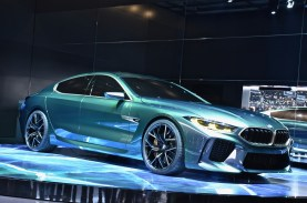 BMW Concept M8 GRAND COUPE
