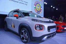 The finalist of Car of the Year, Citroën C3 Aircross