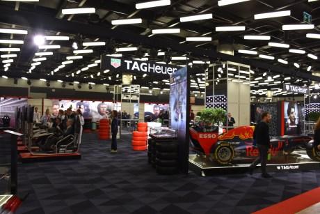 TAG Heuer Special exhibition