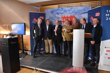 The 1000 Miglia 2018 presentation
