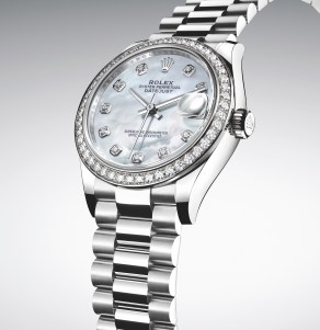 Baselworld 2018, Rolex Oyster Perpetual Datejust 31