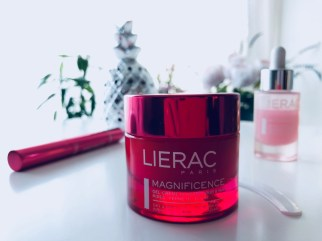 LIERAC Magnificence Day & Night Cream-Gel, LIERAC Moisturizing Serum, LIERAC Magnificence Precision Eye Care