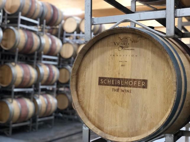 Scheiblhofer winery