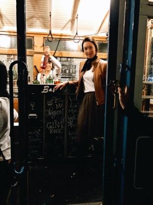 Storchen Bar Tram