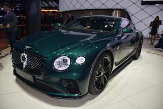 BENTLEY MOTORS - Continental GT Number 9 Edition by Mulliner