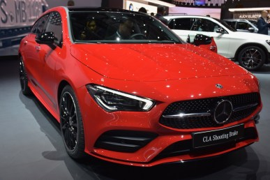 MERCEDES-BENZ - CLA 250 Shooting Brake