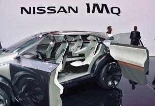 NISSAN - IMq Concept