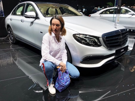 White is one of the trending colour at GIMS 2019