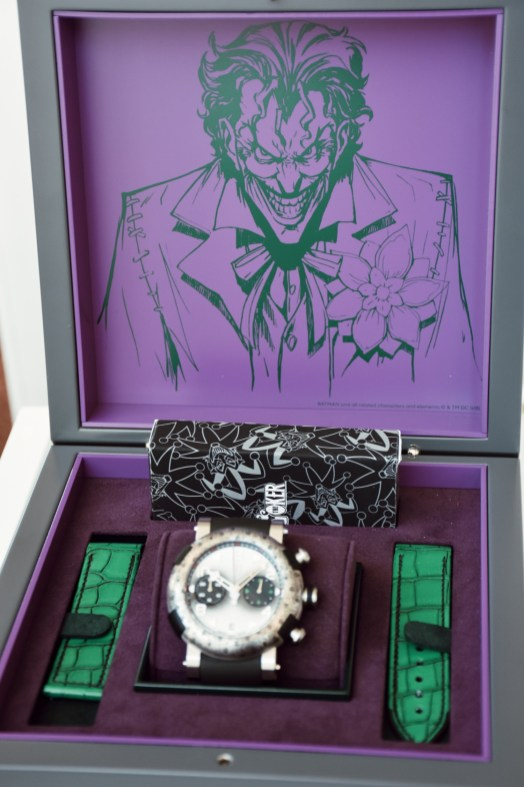 RJ WATCHES, The Joker