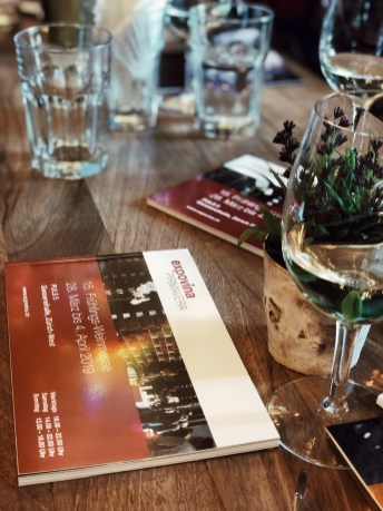 Expovina Primavera, the annual spring wine festival in Zurich