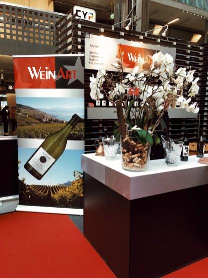 Expovina Primavera, wine festival in Zurich that takes place at PULS 5