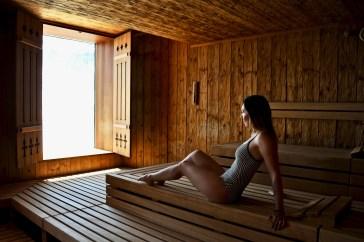 Alpine Welness at Frutt Lodge and Spa