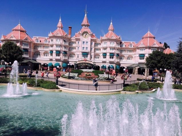 Disneyland Paris, Disneyland Park