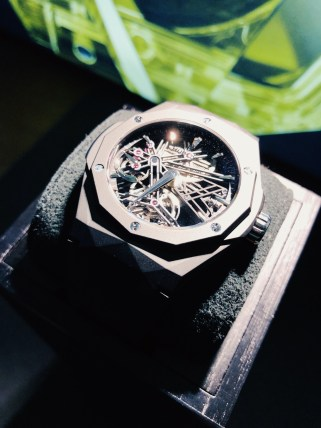 Hublot Classic Fusion Tourbillon Power Reserve 5 Days Orlinski Black Magic