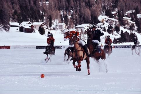 St. Moritz, Snow Polo World Cup