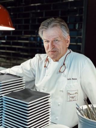 Food & Wine Tour in Lugano, food discoveries at the Restaurant Ciani, head Chef Dario Ranza
