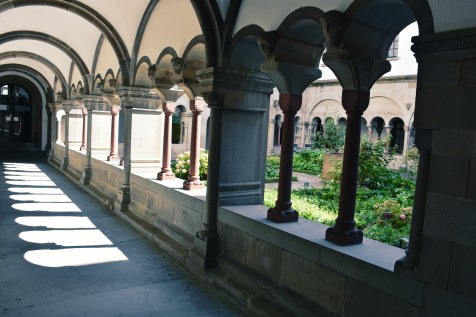 Cloister (Grossmünster), Zurich, Switzerland